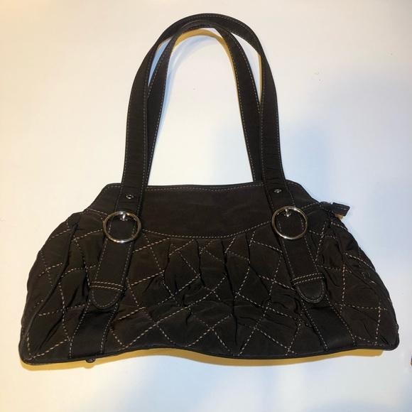 Vera Bradley Handbags - Vera Bradley Brown Quilted Bag. Great for fall!